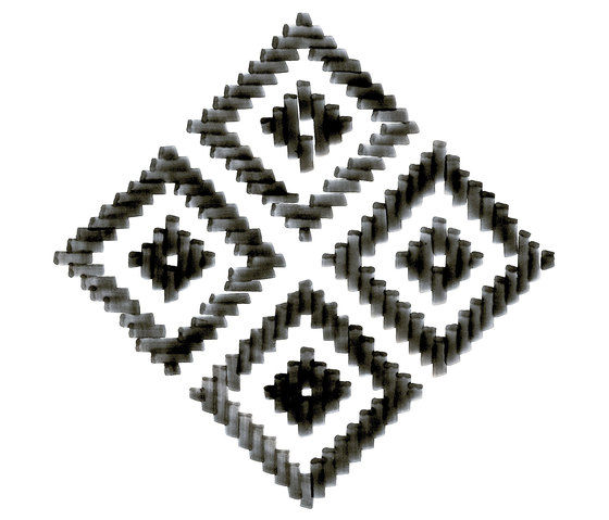Octogono Variette Sombra von VIVES Cerámica   Keramik Fliesen