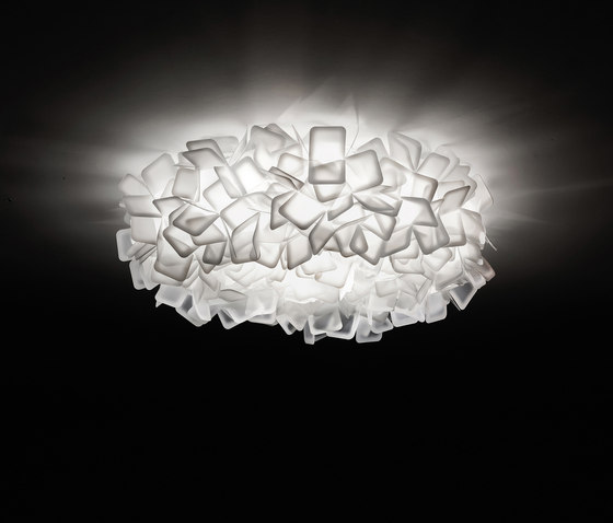 Clizia ceiling large by Slamp | General lighting