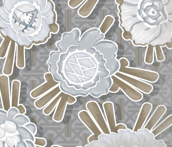 Flore gris di VIVES Cerámica | Piastrelle ceramica