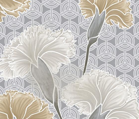 Vodevil | Flore gris von VIVES Cerámica | Keramik Fliesen