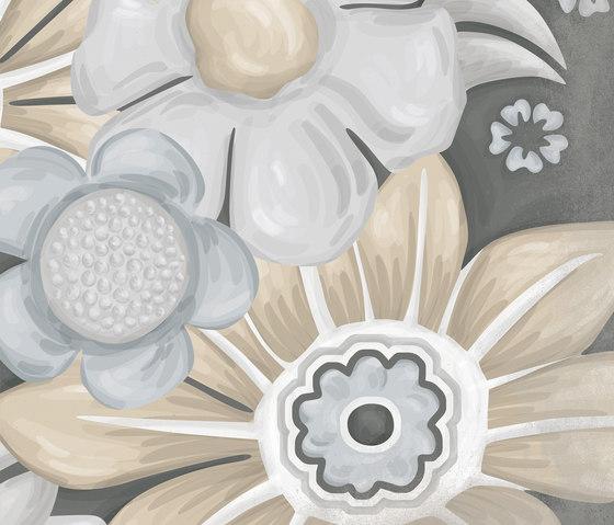 Vodevil   Flore gris von VIVES Cerámica   Keramik Fliesen