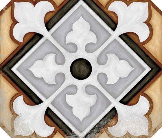 Vodevil | Octogono Musichalls Multicolor von VIVES Cerámica | Keramik Fliesen