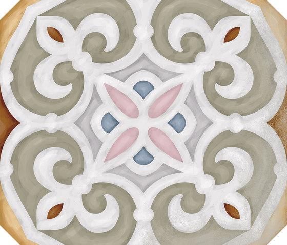 Octogono Musichalls Multicolor von VIVES Cerámica | Keramik Fliesen