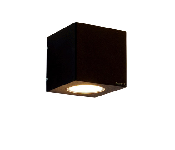 Cube xl duo Luxeon A black by Dexter | General lighting