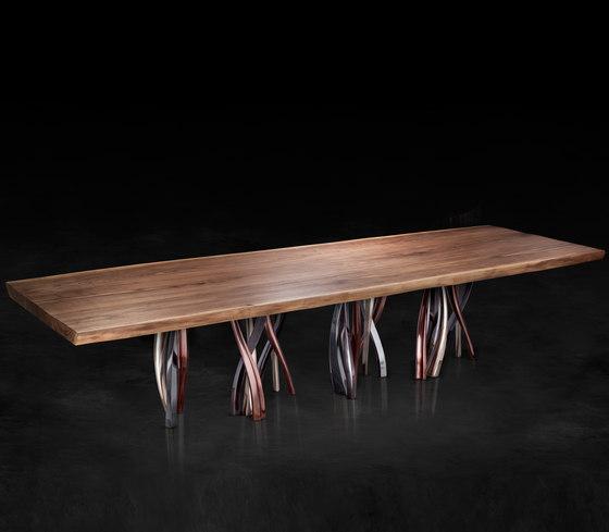 IL PEZZO 8 TAVOLO by Il Pezzo Mancante | Dining tables