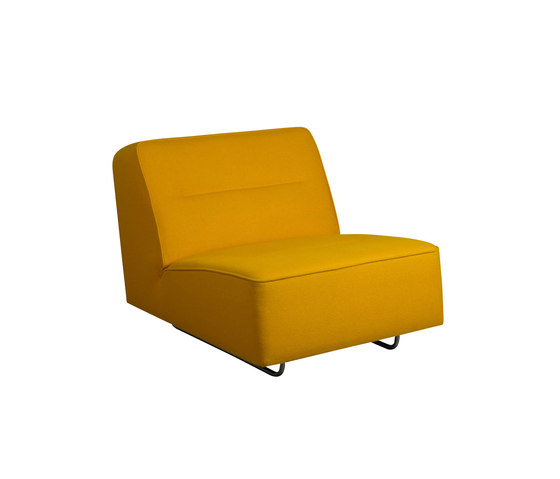 Wave Loveseat by Palau | Lounge chairs