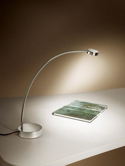 Interferenza table by Vesoi | Task lights