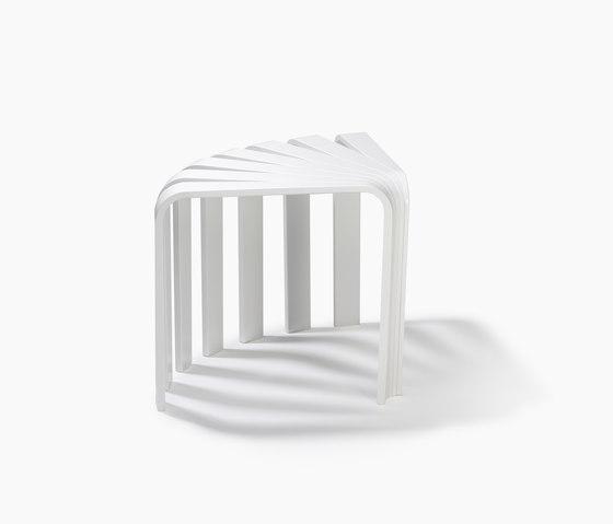 Fan stool by BEdesign | Stools