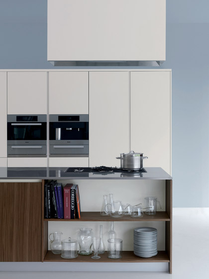 One by Schiffini   Fitted kitchens