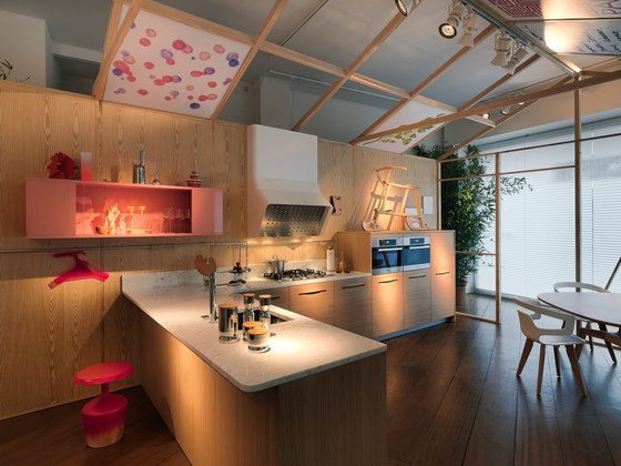 Pampa by Schiffini   Fitted kitchens