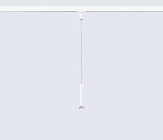 One Eighty Suspension Spot Track by serien.lighting | Spotlights