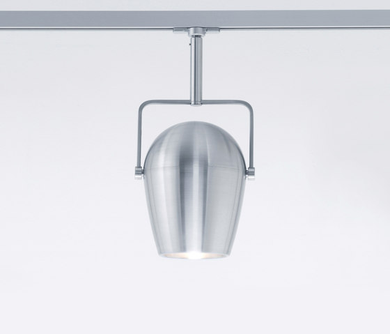 Pan Am Ceiling Track by serien.lighting | Ceiling-mounted spotlights