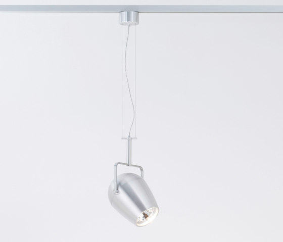 Pan Am Suspension Track by serien.lighting | Spotlights