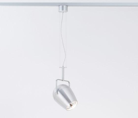 Pan Am Suspension Track di serien.lighting | Lampade spot
