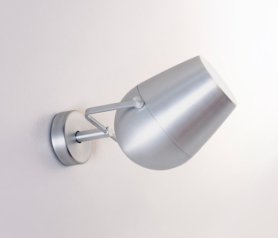 Pan Am Wall by serien.lighting | Wall-mounted spotlights