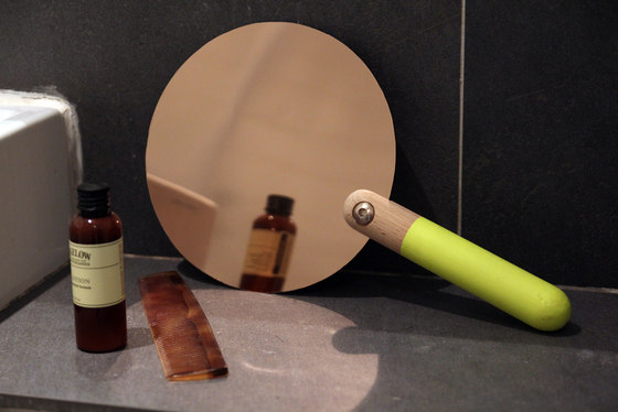 Camerino Hand Mirror by brose~fogale | Mirrors