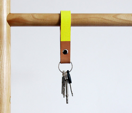 Camerino Key Ring de brose~fogale | Ganchos