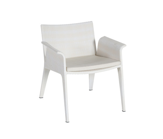 U club armchair by Point | Garden chairs