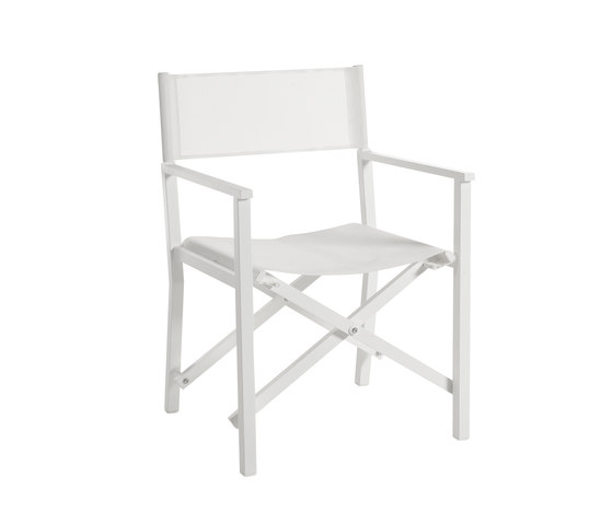 Weekend director chair by Point | Garden chairs