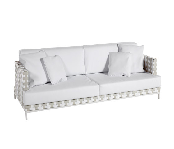 Caleta sofa 2 de Point | Sofas de jardin