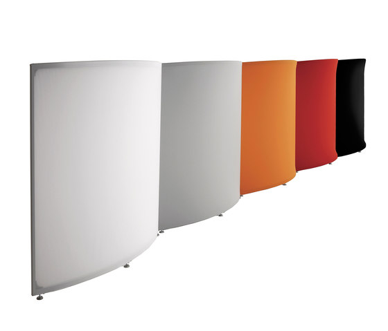 Falce colour by Morita Aluminum | Space dividers
