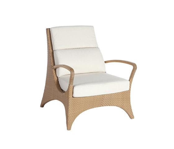 Juba armchair by Point | Garden armchairs