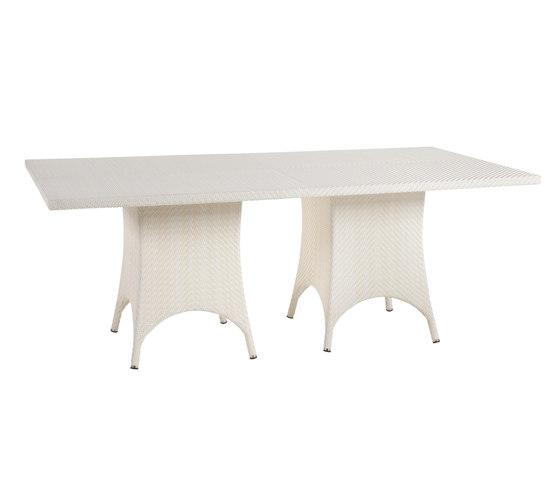 Monaco dining table de Point | Tables à manger de jardin