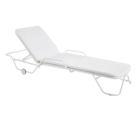 Nautic sun bed by Point | Sun loungers