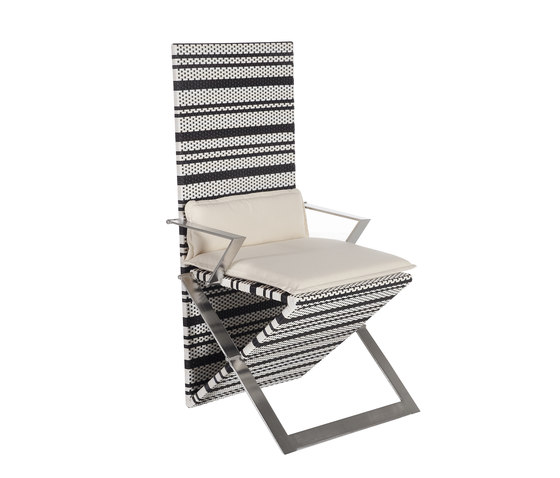 Sarape armchair by Point | Garden chairs