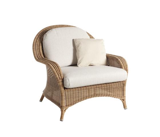 Valetta armchair by Point | Garden armchairs