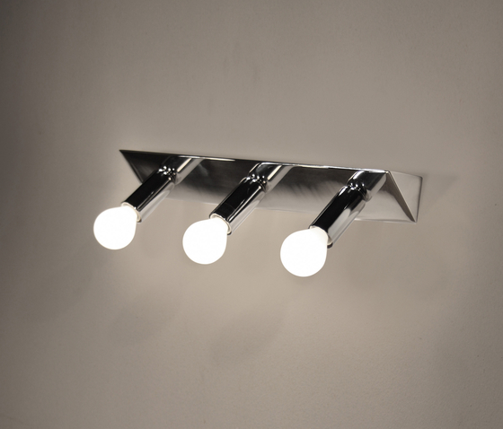 2160 AT3 LED Wall lamp by Luz Difusión | General lighting
