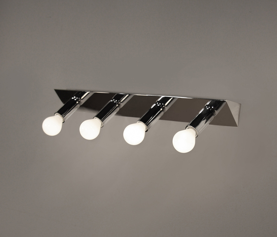 2160 AT4 LED Wall lamp by Luz Difusión | General lighting
