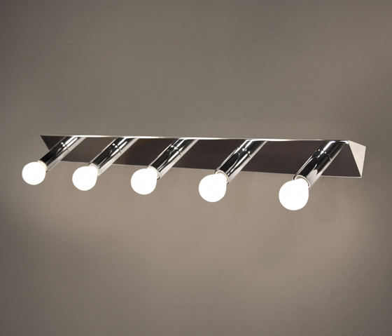 2160 AT5 LED Wall lamp by Luz Difusión | General lighting