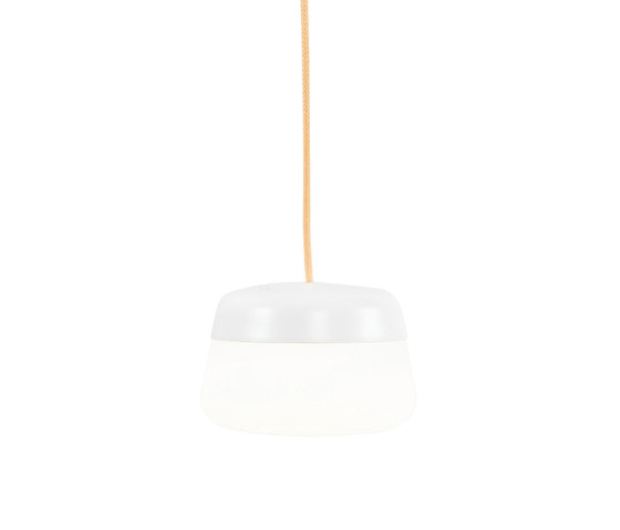 Kivi Mini Pendant High shade by Blond Belysning | General lighting