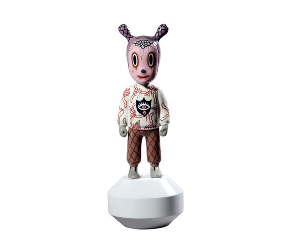 The Guest by Gary Baseman - little by Lladró | Objects
