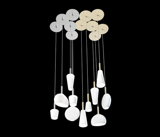 Blow by ALMA LIGHT | Suspended lights