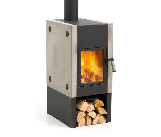 Boxer Plus by Harrie Leenders | Wood burning stoves