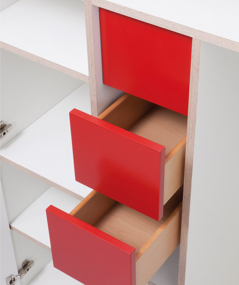 Plane by Müller Möbelwerkstätten | Cabinets
