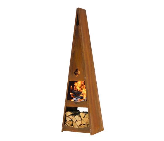 Katan by Harrie Leenders | Garden fire pits
