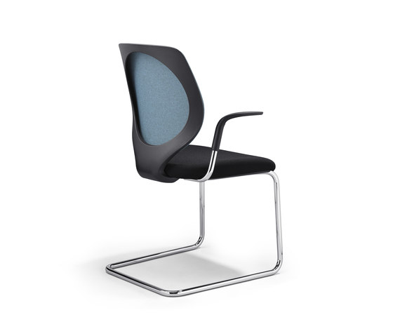 giroflex 353-7302 by giroflex | Visitors chairs / Side chairs