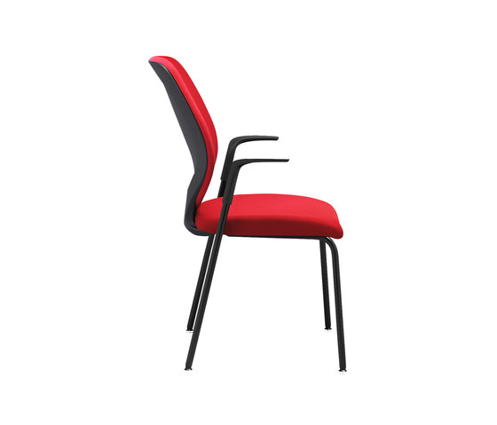 giroflex 353-7504 by giroflex | Visitors chairs / Side chairs