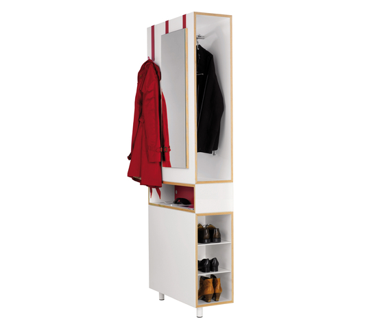 Dressmate by Müller Möbelwerkstätten | Freestanding wardrobes