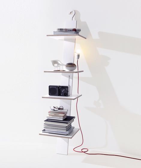 hangup von m ller m belwerkst tten mini wandregal. Black Bedroom Furniture Sets. Home Design Ideas