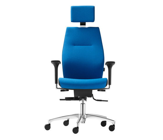 Shape XTL Swivel chair by Dauphin | Management chairs