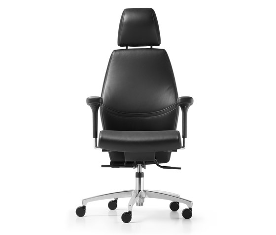 Shape executive Swivel chair by Dauphin | Executive chairs