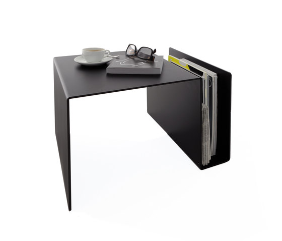 HUK black by Müller small living | Side tables