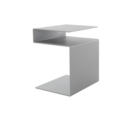 HUK silver by Müller small living | Side tables