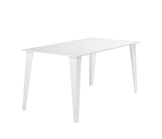 Ahrend 380 table rectangular von Ahrend | Kantinentische