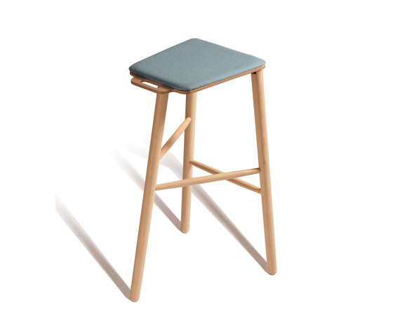 Tac 532 P by Capdell | Bar stools
