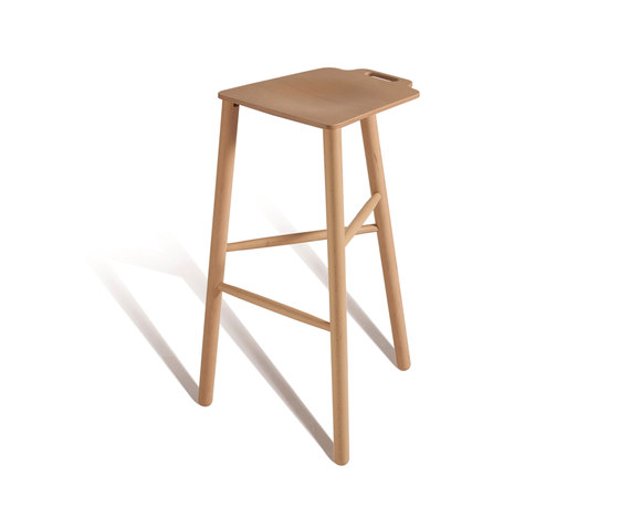 Tac 532 M by Capdell | Bar stools